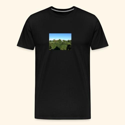 Jolie temps ensoleillé - T-shirt Premium Homme