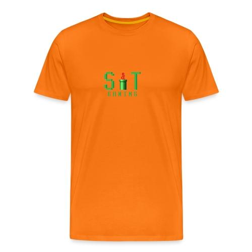 ST Mario Red - Men's Premium T-Shirt