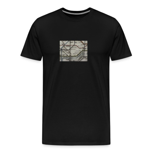 tube - Camiseta premium hombre
