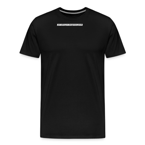 Bravo_Text - Men's Premium T-Shirt