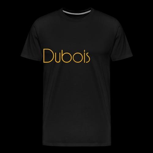 Dubois - Mannen Premium T-shirt