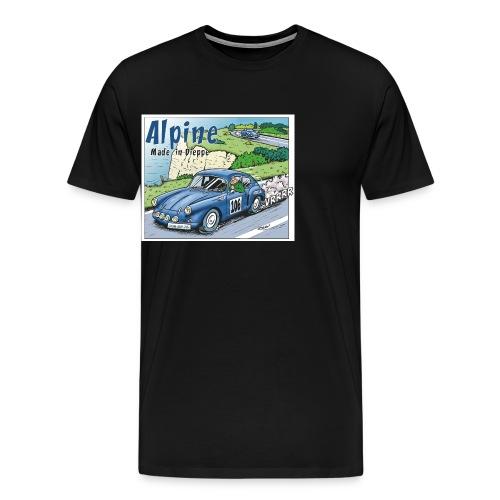 Polete en Alpine 106 - T-shirt Premium Homme