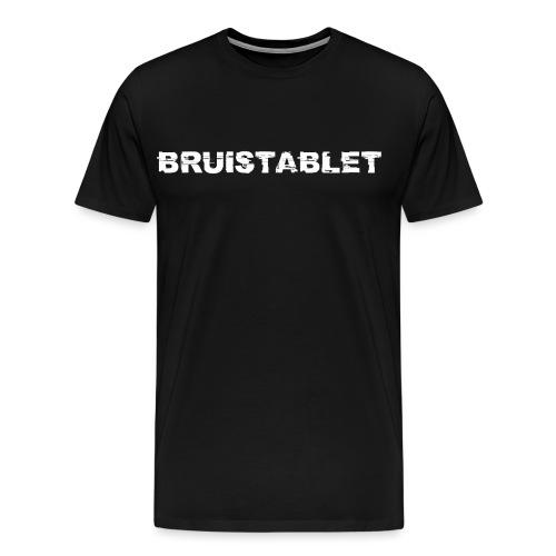 Bruistablet - Mannen Premium T-shirt