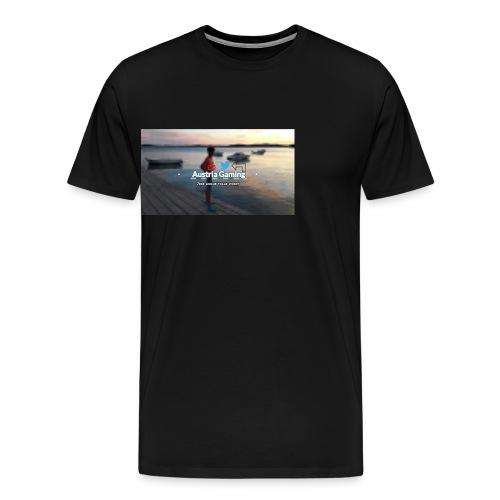 AustriaGAming - Männer Premium T-Shirt