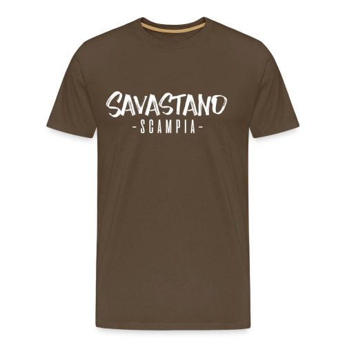 savastano scampia - T-shirt Premium Homme