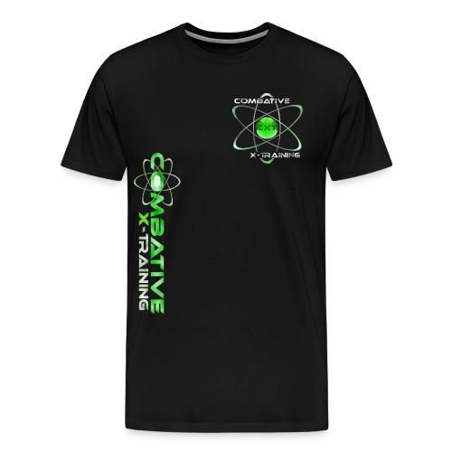 LOGO2016 green2 png - Männer Premium T-Shirt