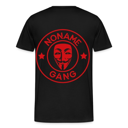 NONAME GANG red 22 - T-shirt Premium Homme