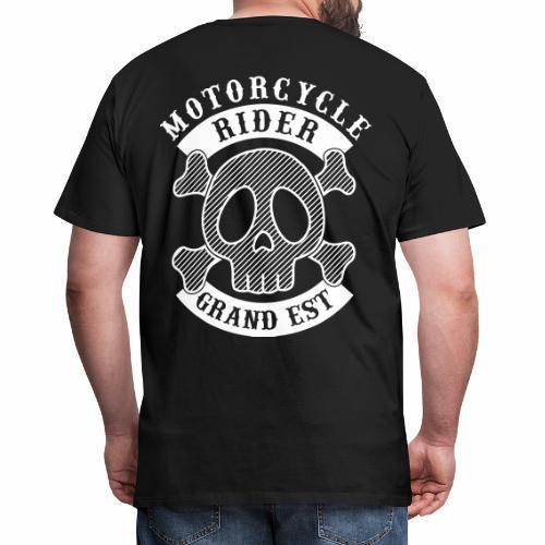 Motorcycle Rider Grand-Est - T-shirt Premium Homme
