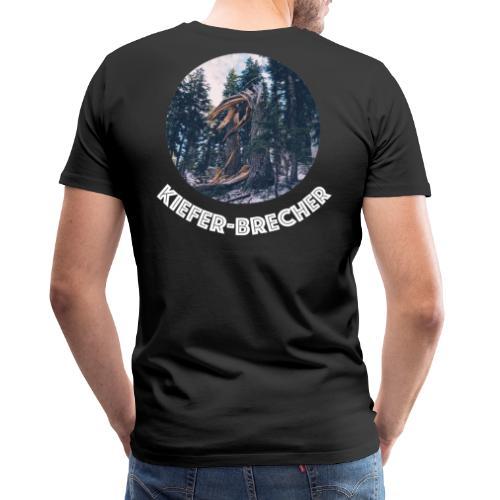 KIEFER WEISS - Männer Premium T-Shirt