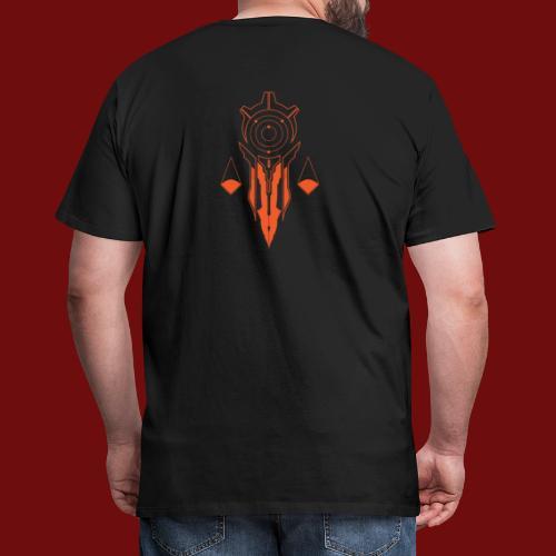 Praetorate - Large Back - Men's Premium T-Shirt