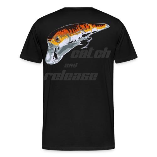 catch & release - Männer Premium T-Shirt