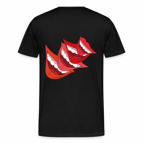 Lachmund - Männer Premium T-Shirt