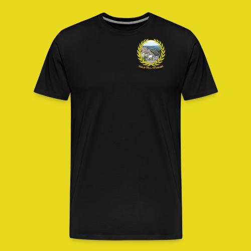 ghs logo png - Men's Premium T-Shirt