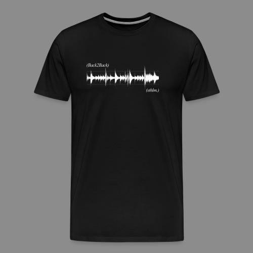 b2btshirt png - Men's Premium T-Shirt