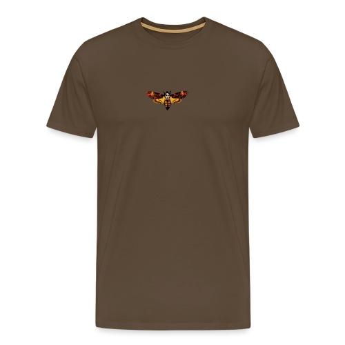Moth - Herre premium T-shirt