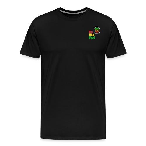 rasta logo ph - Maglietta Premium da uomo