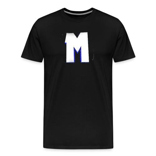 Camiseta premium hombre - 1,2,3