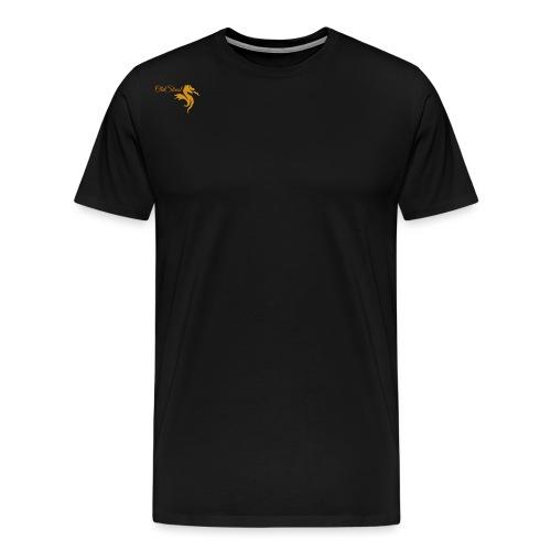 OldSkool Logo - Men's Premium T-Shirt