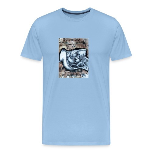 tshirt 2 - Men's Premium T-Shirt