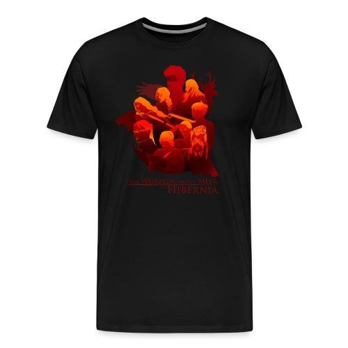 Amazóna Mégista Hibernia - Männer Premium T-Shirt