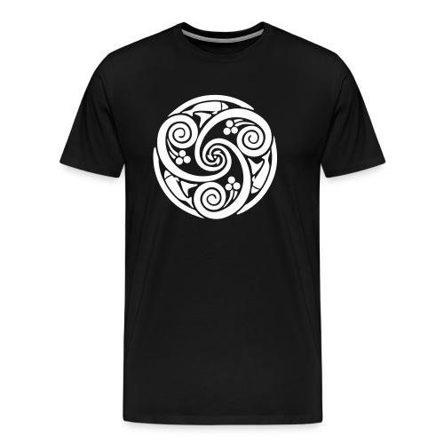 Amazóna Hibernia - Männer Premium T-Shirt