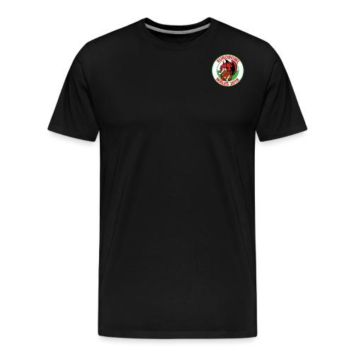 Eurobowl Wales 2018 - Men's Premium T-Shirt