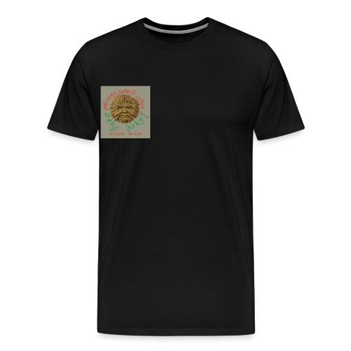 oaky dokey kharki - Men's Premium T-Shirt