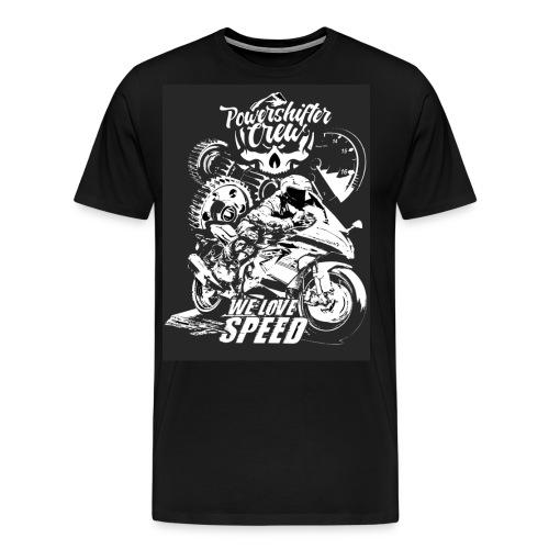 11 - Männer Premium T-Shirt