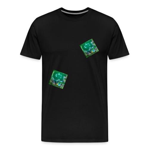 Logo png - Camiseta premium hombre