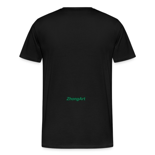 ZhongArt - T-shirt Premium Homme