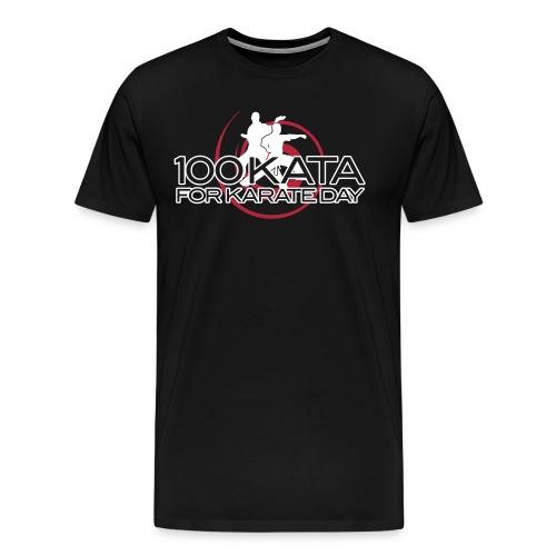 100 kata 2017oct T final - Men's Premium T-Shirt