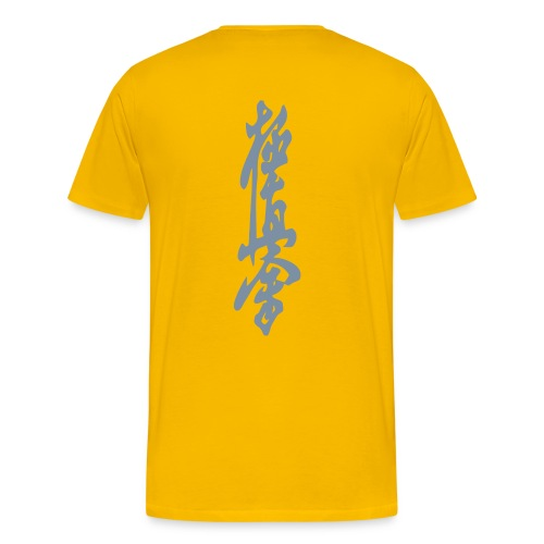 KyokuShin - Mannen Premium T-shirt