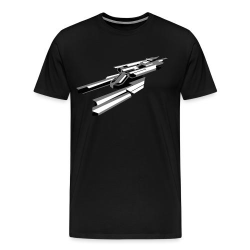 No Eyes Forcer - Men's Premium T-Shirt