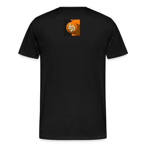 Logo Avi png - Men's Premium T-Shirt
