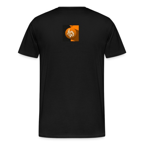 Logo Avi png - Men's Premium T-Shirt