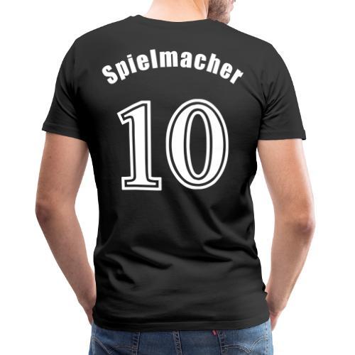 Spielmacher - Männer Premium T-Shirt
