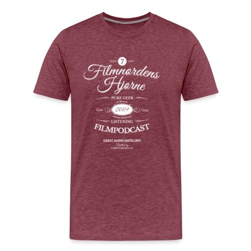 Whiskey 2 - Herre premium T-shirt