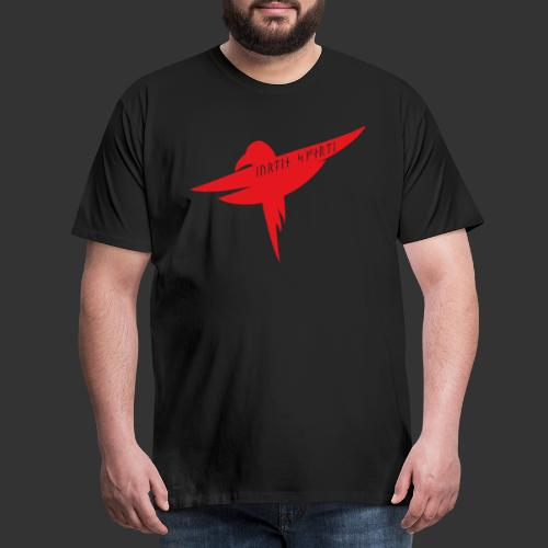 Raven Red - Men's Premium T-Shirt