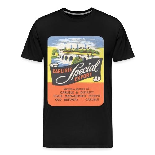 Carlisle Special Export c - Men's Premium T-Shirt