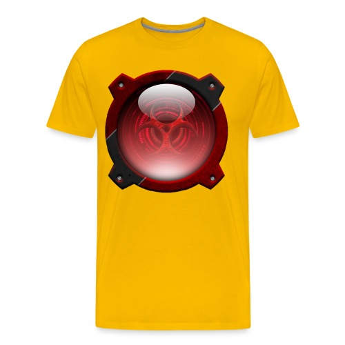 New Logo - Camiseta premium hombre