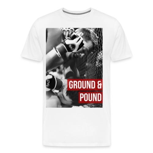 Ground n Pount - Men's Premium T-Shirt