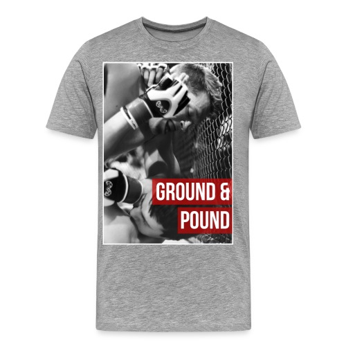 Ground n Pount - Men's Premium T-Shirt