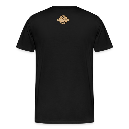 HCBU Logo - Männer Premium T-Shirt
