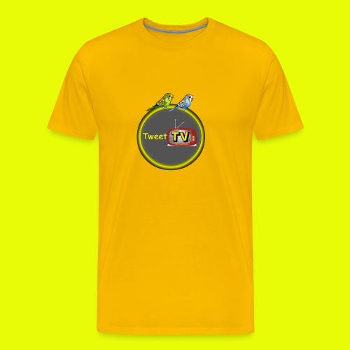 logo teew trand 1 png - Mannen Premium T-shirt