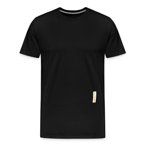 α Männchen - Männer Premium T-Shirt