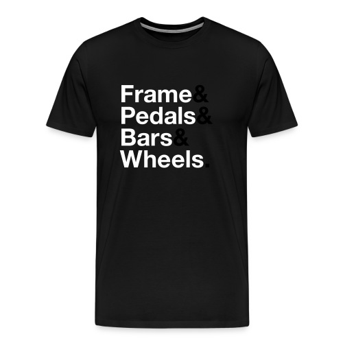 frame 2 - Men's Premium T-Shirt