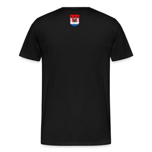 korneuburg wappen png - Männer Premium T-Shirt