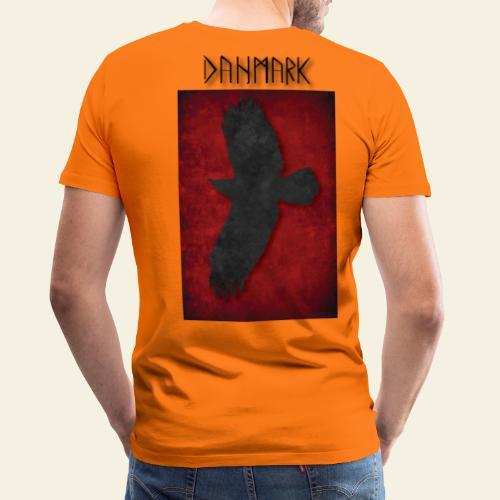 ravnefanen - Herre premium T-shirt
