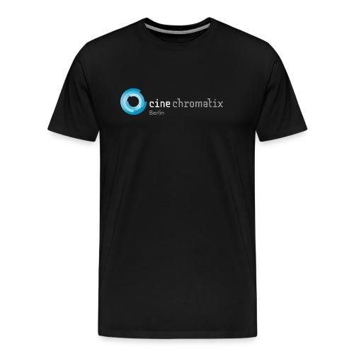 T Shirt Full Logo v02 png - Männer Premium T-Shirt