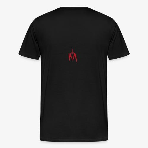 KA_Logo_rot - Männer Premium T-Shirt